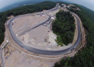 Motorsports Park Race Track Palmer MA - Construction site work – excavating contractors – heavy equipment – civil construction – siteworks – Westborough – Boston – Metro West – MA – RI – CT – VT – NH