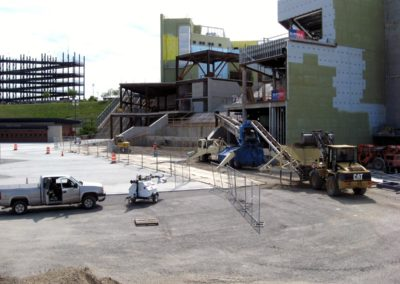 Patriot Place Foxboro MA - Construction site work – excavating contractors – heavy equipment – civil construction – siteworks – Westborough – Boston – Metro West – MA – RI – CT – VT – NH